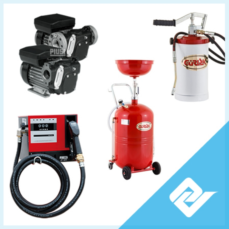 Lubrication And Fuel Equipment